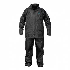 Ox Rain Suit - Black - Size Xxl