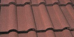 Marley Double Roman Roof Tile - Antique Brown