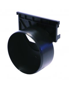 RainDrain Outlet End Cap