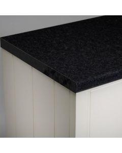 STD 1500mm Worktop Black Granite
