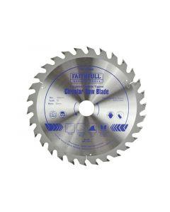 Circular Saw Blade TCT 230 x 30mm x 30T General-Purpose