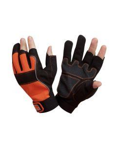 Carpenters' Fingerless Glove Medium (Size 8)
