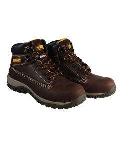 Hammer Non Metallic Brown Nubuck Boots UK 12 Euro 47