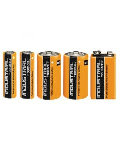 C Cell Professional Industrial Batteries Pack of 10