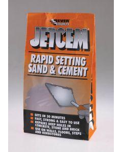 JETCEM PREMIX SAND & CEMENT