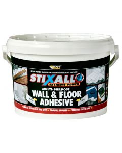STIXALL MULTI PURPOSE WALL & FLOOR ADHESIVE