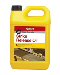 206 STRIKE RELEASE OIL