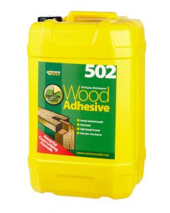 502 ALL PURPOSE WEATHERPROOF WOOD ADHESIVE