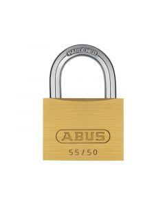 55/50 50mm Brass Padlock Keyed 5502